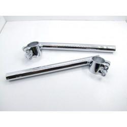 Guidon ø22mm - bracelet - ø 35.00mm - ACIER - chrome