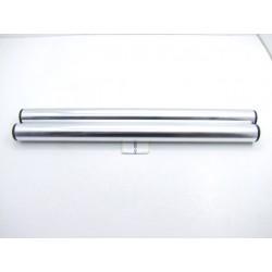 Guidon ø22mm - barre de guidon bracelet aluminium