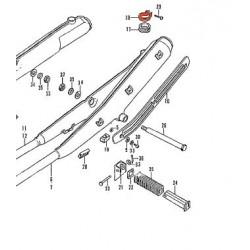 Echappement - Collier de fixation verticale - CB350F