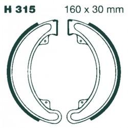 Frein - Machoire - 160x30 -  EBC