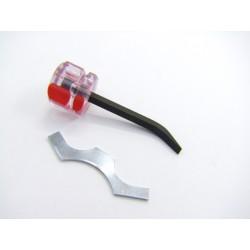 Culbuteur - Outils démontage des pastilles - Soupape