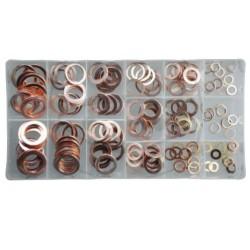 Rondelle cuivre - boite de 150 pcs