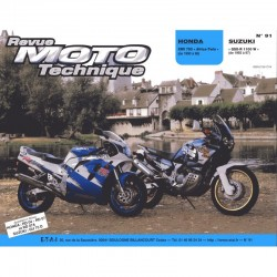 Revue Technique Moto - RTM - N°91.2 - Version PAPIER - XRV750