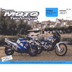 RTM - N° 091.2 - XRV750 - Revue Technique moto - Version PAPIER