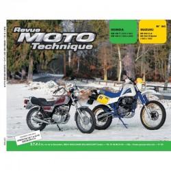 RTM - N° 060.4 - CM125 ... - Revue Technique moto - Version PAPIER