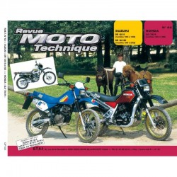 Revue Technique Moto - RTM - N°062 - Version PAPIER - XLV750 R