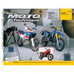 Revue Technique Moto - RTM - N°072-2 - Version PAPIER - XRV650