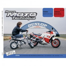 RTM - N° 069 - ST70 DAX / FZ750 - FZX750 - Revue Technique moto - Version PAPIER