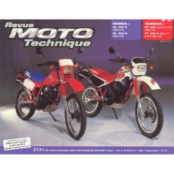 RTM - N° 061.2 - XL250/XL350 - Revue Technique moto - Version PAPIER