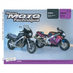 Revue Technique Moto - RTM - N°92-2 - Version PAPIER - NT650
