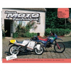 RTM - N° 074 - NSR125 (1987-1989) - Revue Technique moto - Version PAPIER