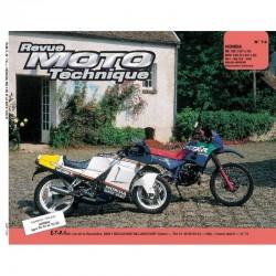 RTM - N° 074 - NSR125 (1987-1989) - Revue Technique moto - Version PAPIER