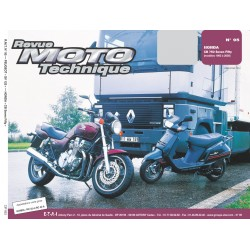 Revue Technique moto - RTM - N° 95 - Version PDF - Cb750 Seven Fifty