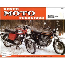 Revue Technique moto - RTM - N° 010 - Version PDF - CB500/550