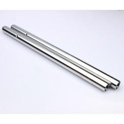 Fourche - Tube (x2) - ø 33mm - lg 554 mm - CB250K - CB350K - CB350F