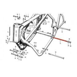 Cadre - Vis de fixation du moteur