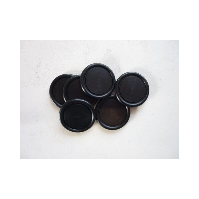 Pastille - Joint - Caoutchoux d'étanchéïté-  (x6) -  CB500 - 750 Four -