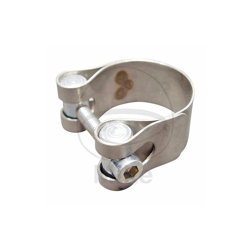 Echappement - Collier INOX - 42-45 mm (x1)