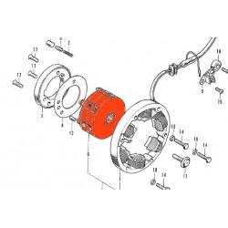 Alternateur - Rotor -