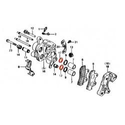 Frein - Etrier - joint de piston - (x1) - ø 30.20mm