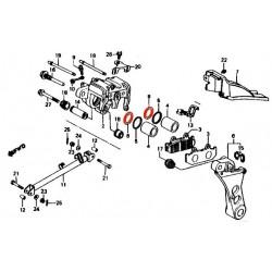 Frein - Etrier - Joint de piston - (x1) - ø 26.95mm
