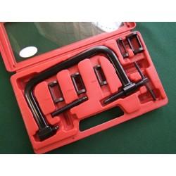 Soupape - outils de montage - 16-30mm / 130mm