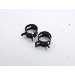 Carbu - Collier Durite - ø 12.00mm (x2) - noir