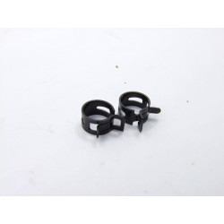 Carbu - Collier Durite - ø 6.00mm (x2) - Noir