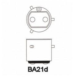 Ampoule - 6v - 35/35w - BA21D