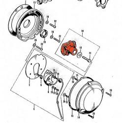 Allumage - Allumage - Doigt d'allumage - bicylindre