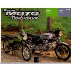 Revue Technique Moto - RTM - N° 035 - Version PAPIER - CBX1000