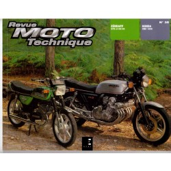 Revue Technique Moto - RTM - N° 35 - Version PAPIER - CBX1000