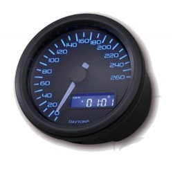 """Tableau de bord - Daytona - Compteur - Km/h - """"electronique"""""""
