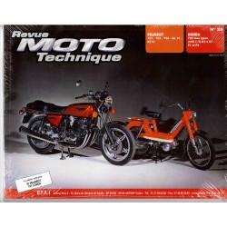 Revue Technique Moto - RTM - N° 28 - Version PAPIER - CB750K - Four