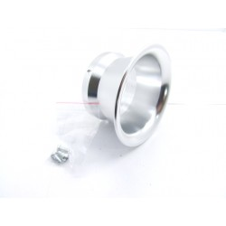 Filtre a air - ø 54mm - (x1) - Argent