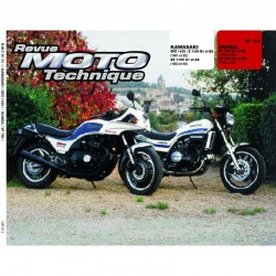Revue Technique Moto - RTM - N°xxxx - Version PAPIER - HONDA VF 750S- 750C-CUSTOM