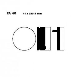 Frein - Plaquette EBC - FA-040