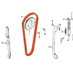 Distribution - Chaine - 82RH2015-110 - Ouverte