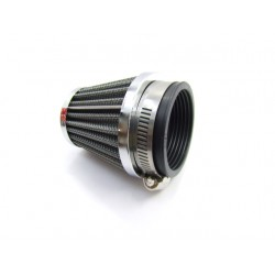Filtre a air - ø 54mm - PowerFilter - Cornet - (x1)