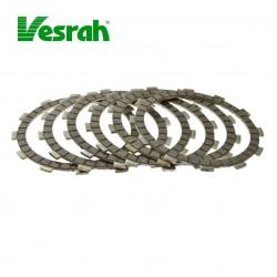 Embrayage - Disques garnis - Vesrah - CBX750 / VF750S-C