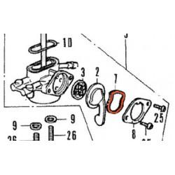 Robinet Essence - Rondelle elastique