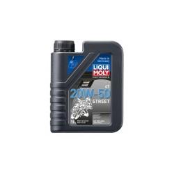 Moteur - Huile - LIQUI MOLY -  Minerale 20W50 - 1 Litre