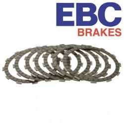 Embrayage - Disques garnis - EBC - CB750K6 - CB750K7 / F2 - four