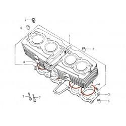 Moteur - Embase - joint torique - ø 66.8x2 mm - (x1)