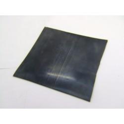 Caoutchouc - plaque 20x20cm - Epaisseur 3 mm - pour fabrication joint robinet essence