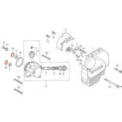 Moteur - Pompe a huile - Joint torique - 13.8x2.50 - (x1)