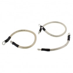 Batterie - Cable de masse - long 205/380/430 mm