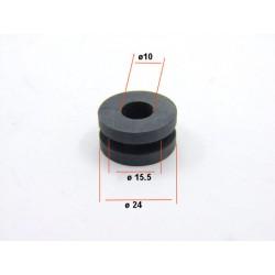 Silent-Bloc - rond - ø 10 x15.5 x24 mm