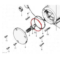 Filtre a huile - joint torique - 63x2