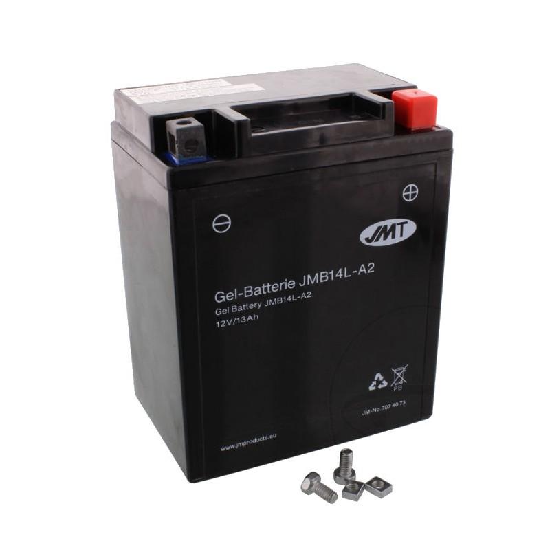 Batterie - 12v - GEL - YB14L-A2 - 134x89x160mm